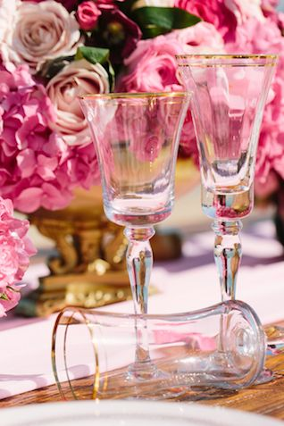 Hot Pink And Gold Wedding Ideas Joem Aldea Photography For The