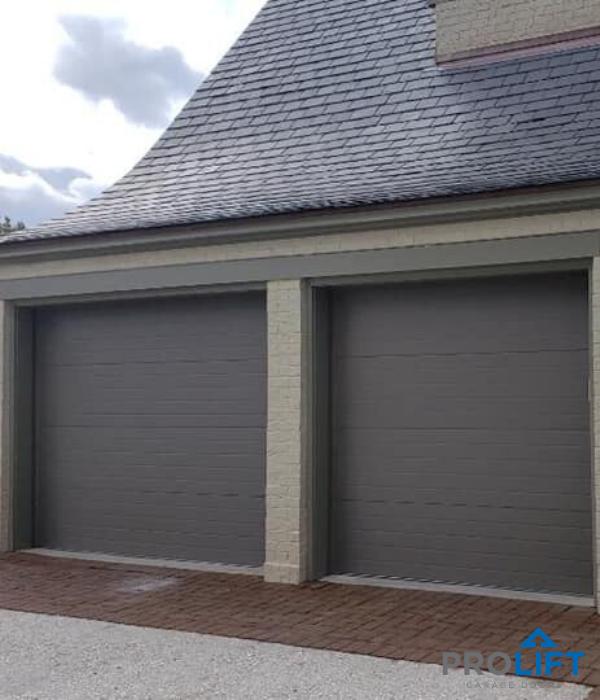 Choosing A New Garage Door Frequently Asked Questions Garage Door Styles Grey Garage Doors Garage Doors