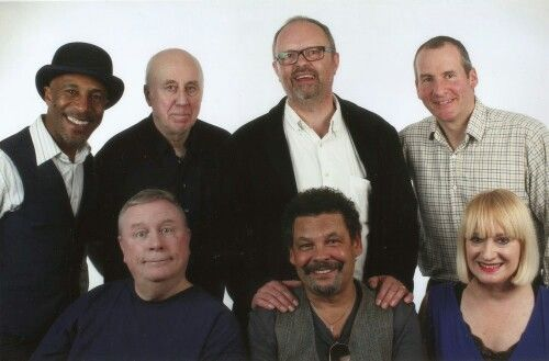 "The cast of one of my favorite shows: ""Red Dwarf"""