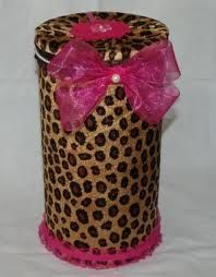 leopard print head band holder--- good idea #headbandholder leopard print head band holder--- good idea