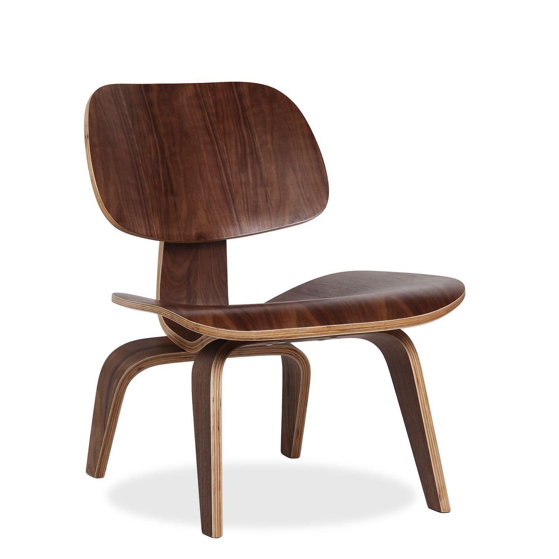 silla plywood nogal (sillas icono del diseño) - lcw sillas de ... - Replicas De Muebles De Diseno