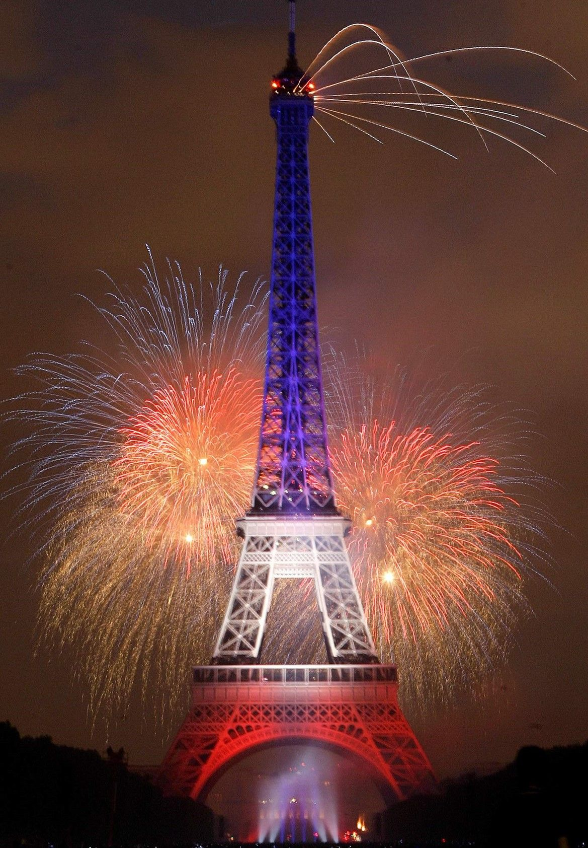Happy Bastille Day. France Of Kind. Paris