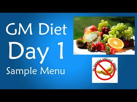 Gm Diet Day 1 Find How To Prepare For General Motors Diet Plan And What Foods To Eat On Day 1 Of Gm Diet Plan E Gm Diet Gm Diet Plan