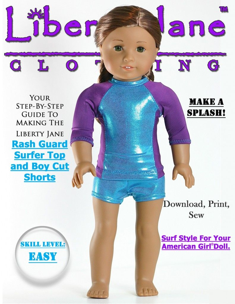 American Girl Magazine july 2013 | McKenna Movie Article in the AG ...