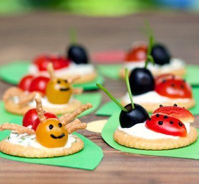 Ideas para tus meriendas de cumplea os ideas cocina para for Cumpleanos cocina para ninos
