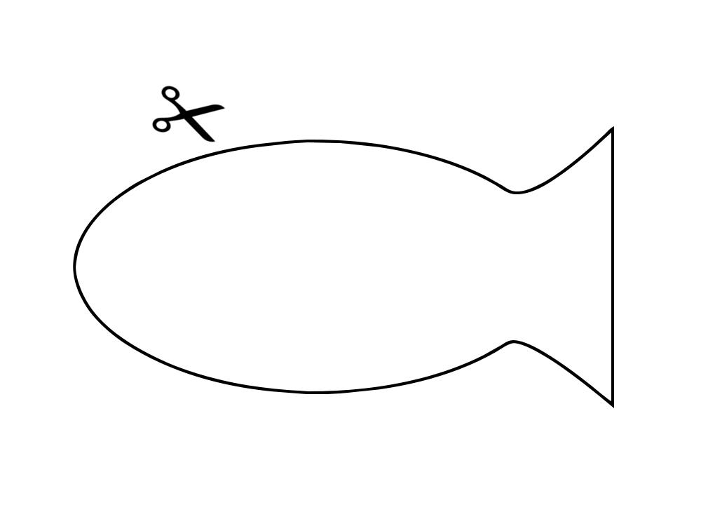 bastelvorlage fisch 1067 Malvorlage Fische Ausmalbilder Kostenlos ...