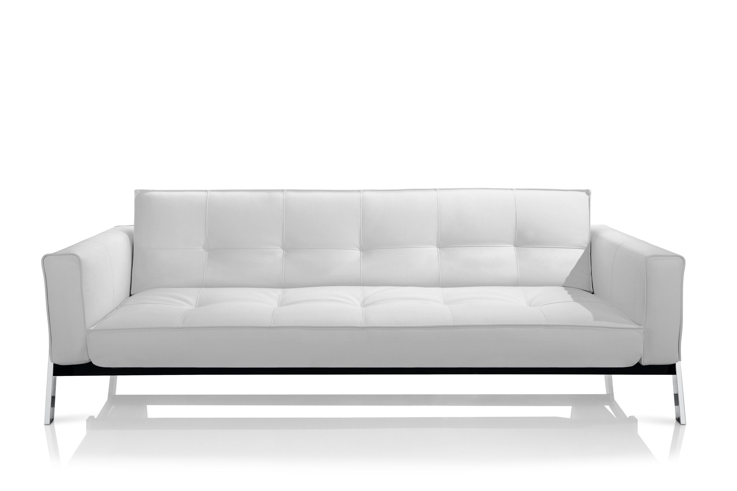 Awesome white fabric sofa new white fabric sofa 30 sofas for Modern love seats