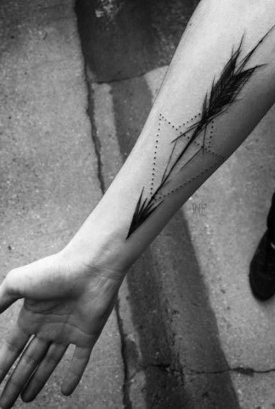 Flechas Tatuajes Para Hombres