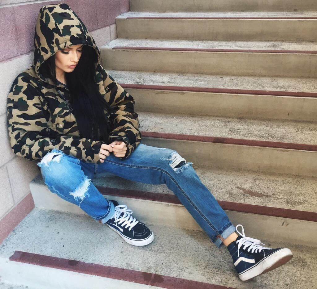 7a42fe14ab12d6 Vans are the most comfortable shoes you ll probably ever own. Here are some  everyday Vans looks you ll want to steal.