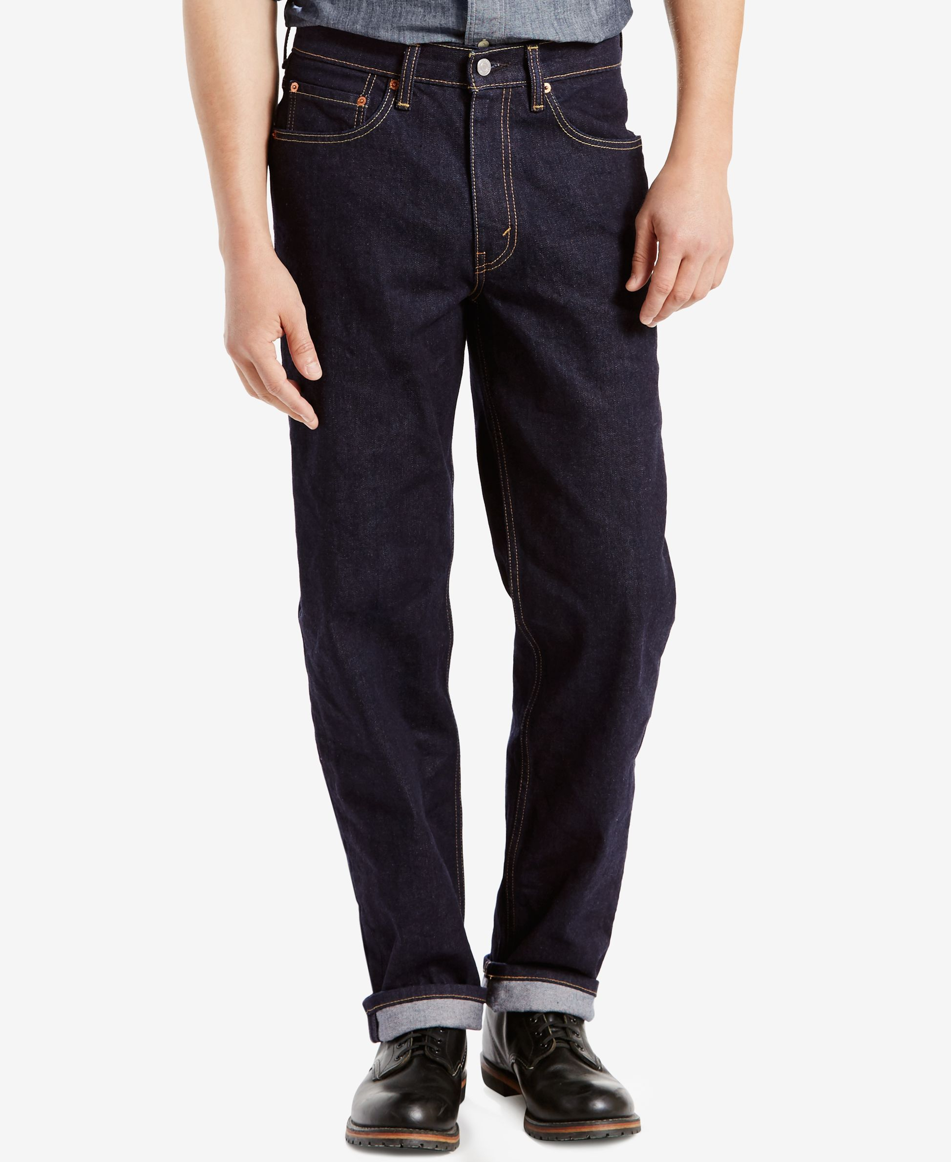 Mens 550 relaxed fit jeans blue jeans mens jeans fit