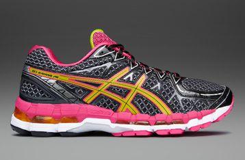 16a64fa3538b best price asics womens gel kayano 20 womens running shoes black lime  raspberry fc44d 4914e