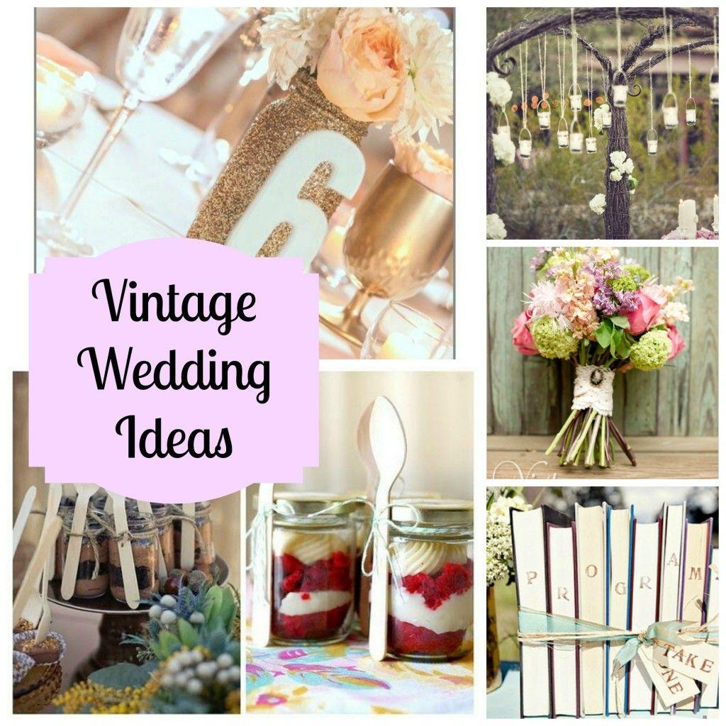 Vintage Wedding Ideas Edmonton Planner