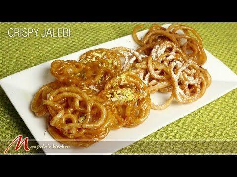 Julebi Rezept Manjula Küche  Julaibi  Jalebi  Julaybi Hinweis: Sie können Zitronensaft für die Zitronensäure ersetzen