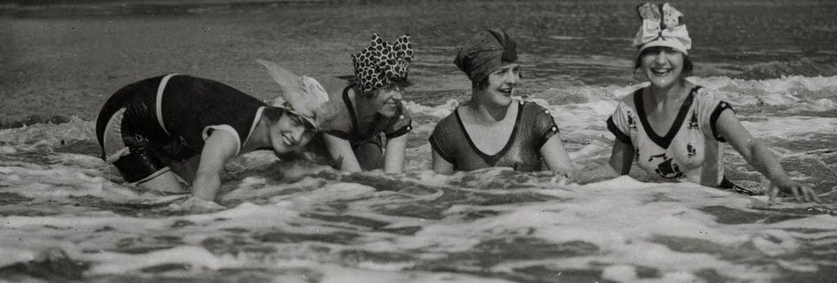 Badmode jaren 30