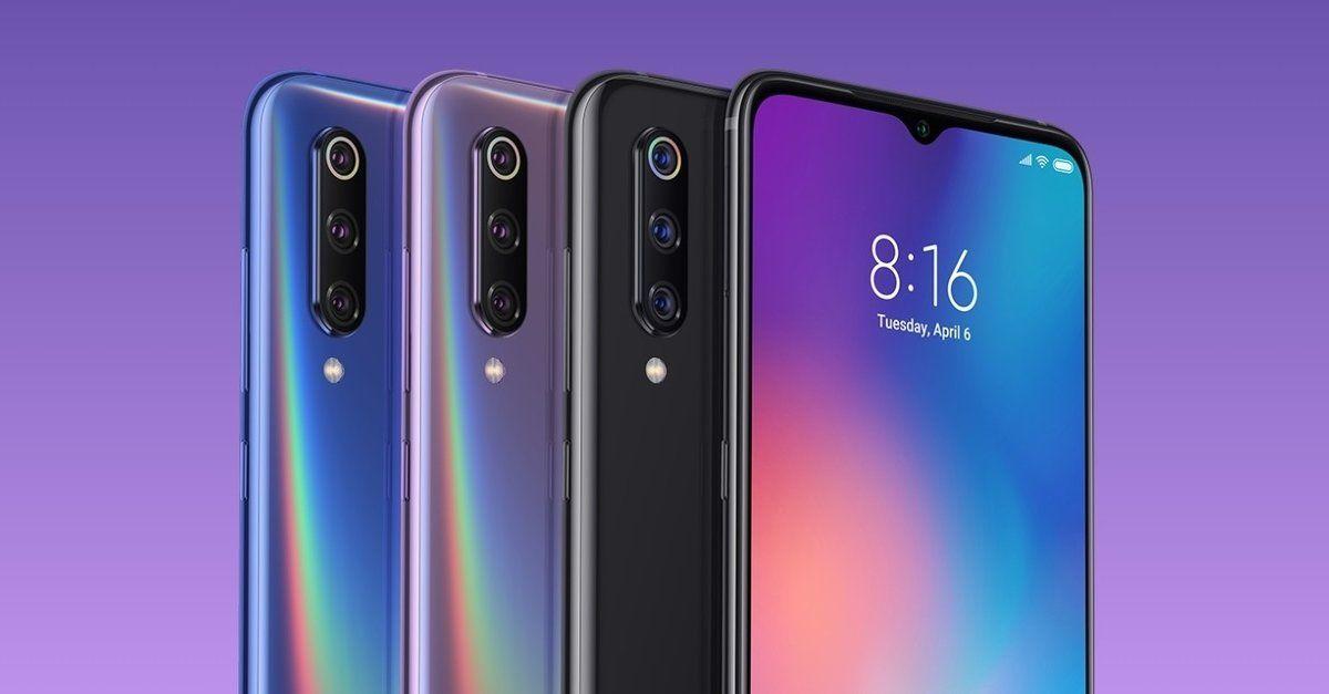 Xiaomi Mi 9 In Deutschland Kaufen Zum Black Friday Gunstiger Smartphone Samsung Galaxy S6 Und Vertrag