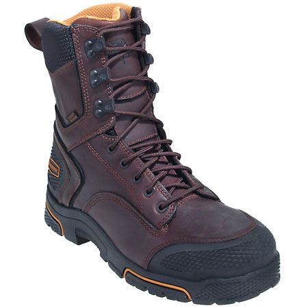 Plain Toe | Boots, Insulated work boots