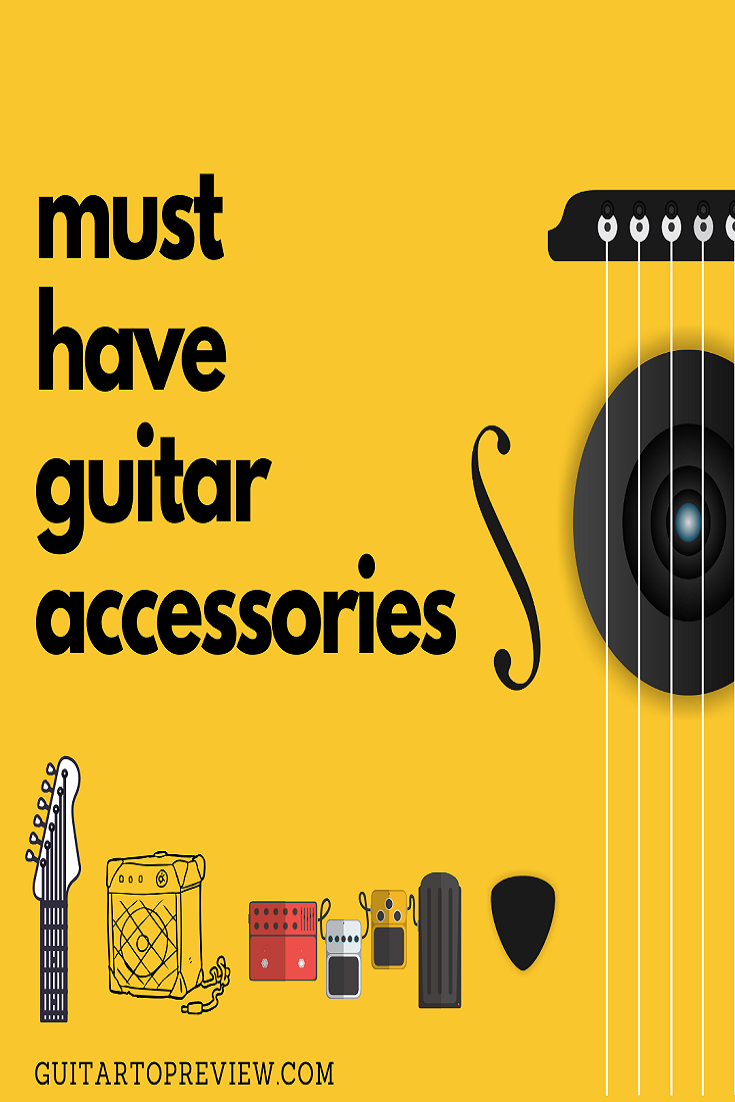 Your Must Have Guitar Accessories Guitar Accessories Guitar Reviews Guitar Education