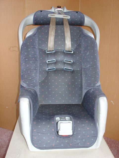 Child Safety Seat How Old Gerry Guard Unbuckled Vintage Baby Gear Baby Car Seats