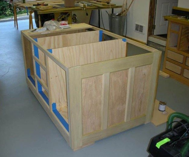 how to build a kitchen island in simple ways kitchen island ideas simple build