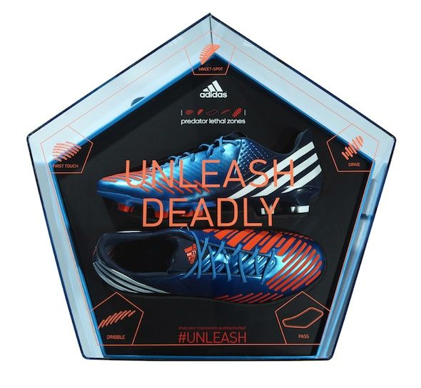A packaging worthy of museum Everyone Associates x Adidas