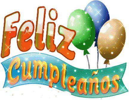 feliz cumpleaños letra bonita - Buscar con Google Cumpleaños Feliz