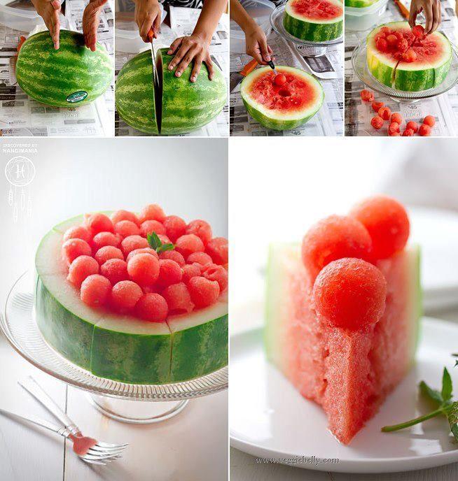 melonentorte