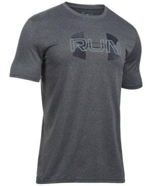 Under Armour Boys/' UA Tech Home Plate Short Sleeve T-Shirt