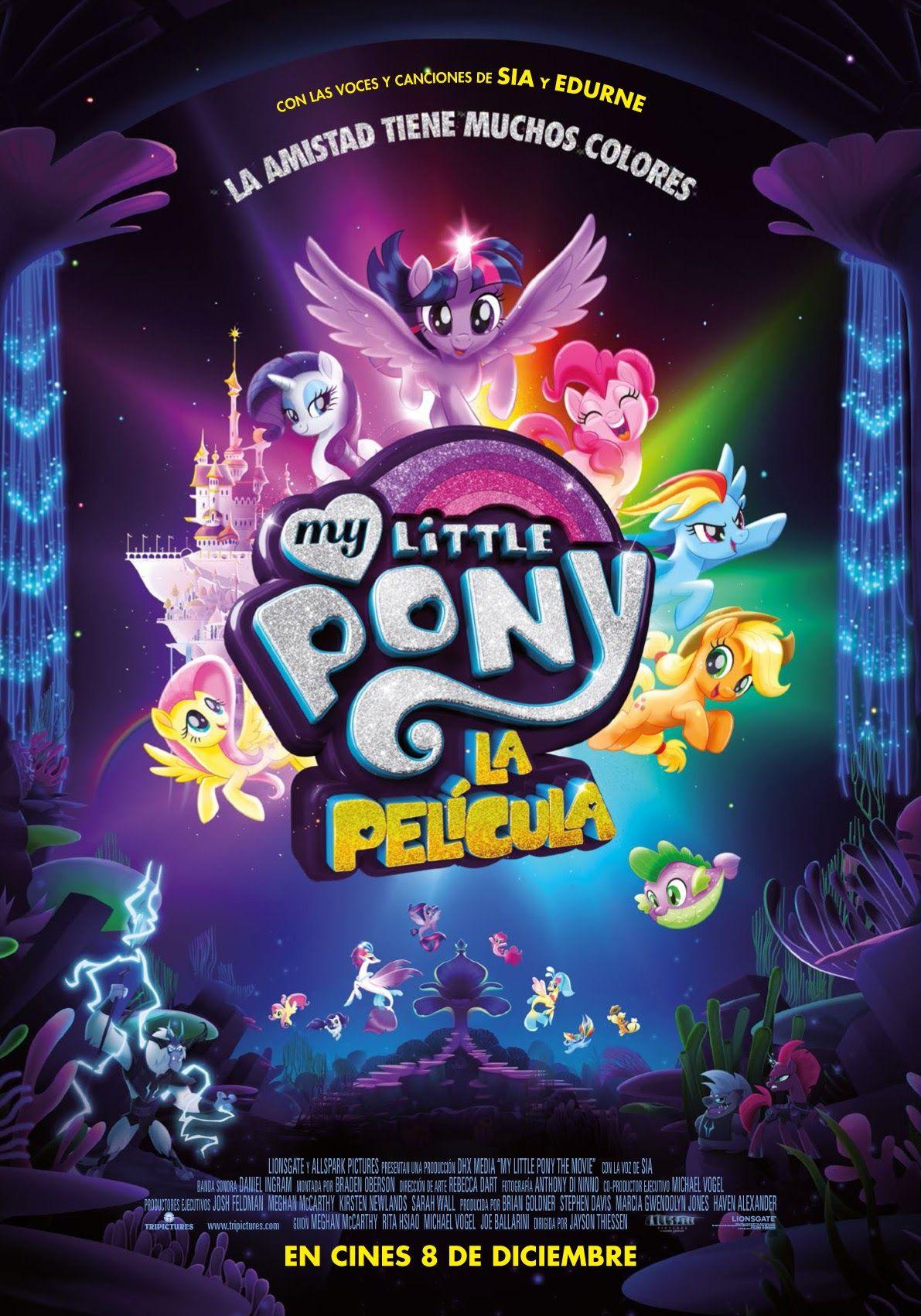Único Colorear Páginas De Mi Pequeña Amistad Pony Es Mágico ...