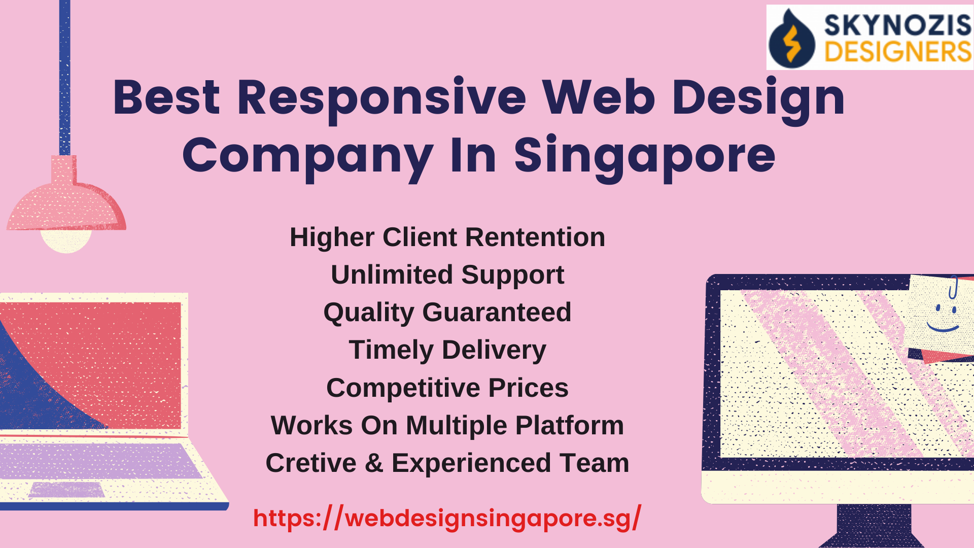 Best Responsive Web Design Company In Singapore - Top & Cheap Website Services - Web Design and Development Company