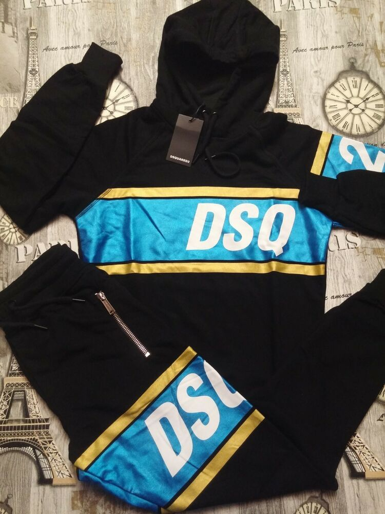BRAND NEW DSQUARED2 MENS TRACKSUITS