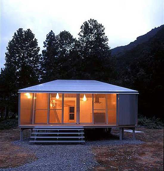 Toyo Ito Contemporary Lighting Design Pequeño diseño de