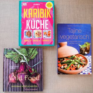 Neue Kochbücher: April 2014