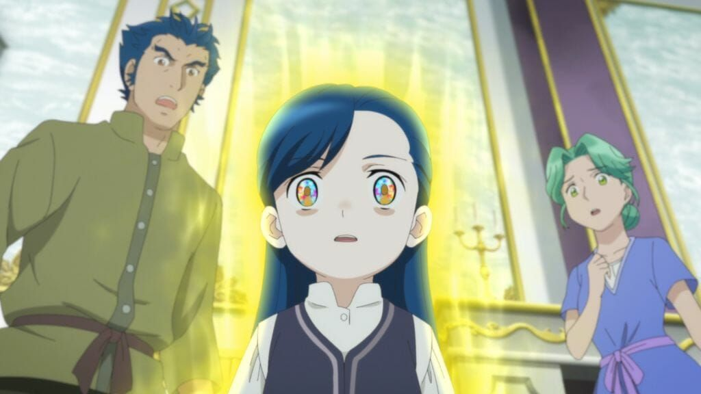 the herald anime club meeting 127 ascendance of a bookworm episode 13 14 anime herald anime book worms sakura wars