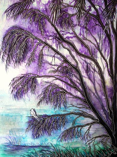 Weeping Willows On Pinterest Willow Willow Tree Tattoos And