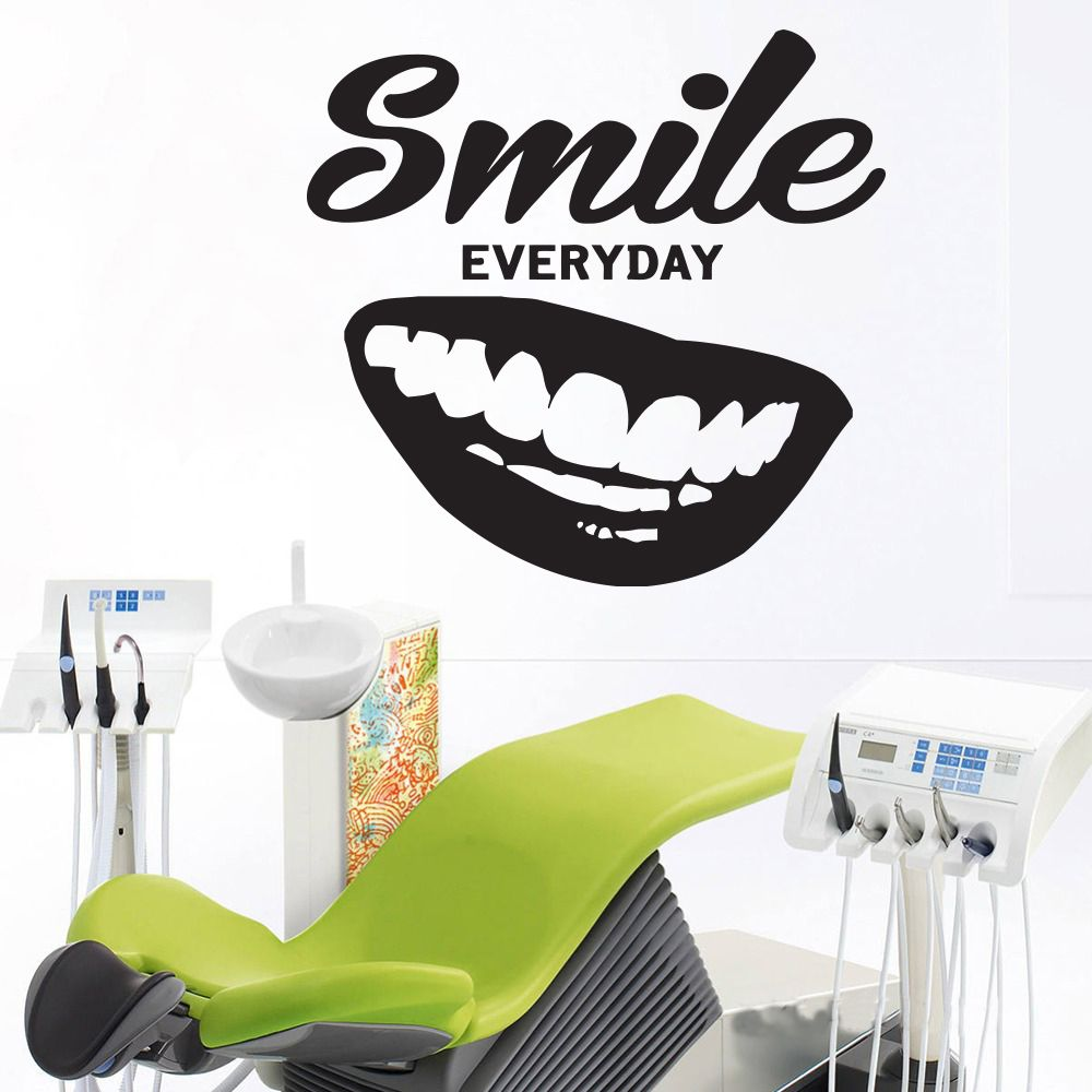 Dental Wall Quotes Decals Wall Decals Sticker Wall Art