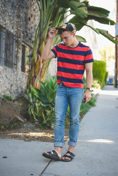 Pin by LookMazing on Men's Fashion | Menswear, Birkenstock