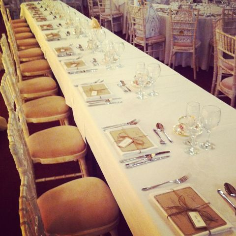 Chiavari Chair Hire Northern Ireland
