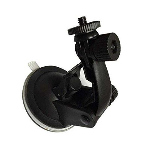ZSMJ Windshield Mount for 4.3//5 Inch Display Monitor Screen of Backup Camera Suction Cup Holder for Car Windscreen for Rear View System Kit