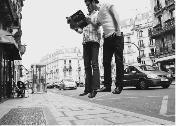 paris based photographer, Franck Bohbot.