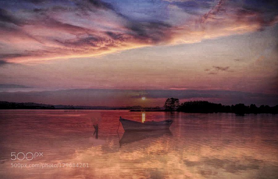 Lake by toalafoto #nature