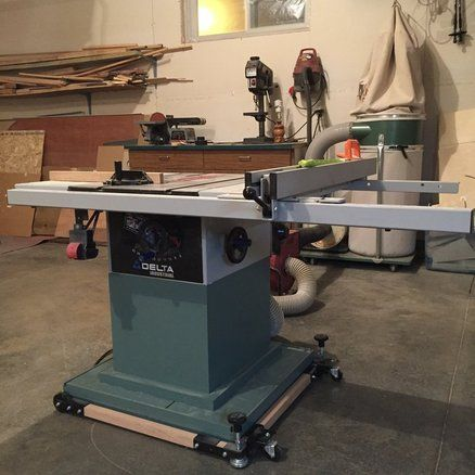 Delta Industrial Table Saw 36 650
