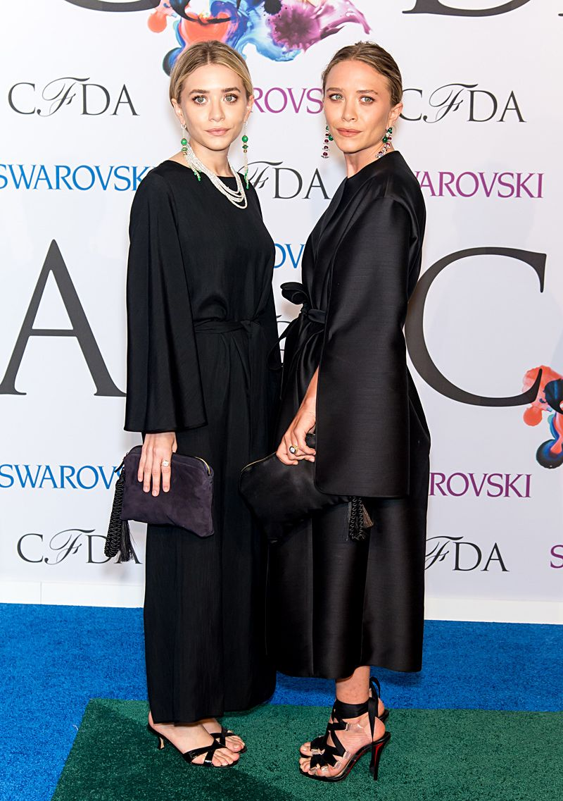 CFDA 2014 Mary Kate and Ashley Olsen