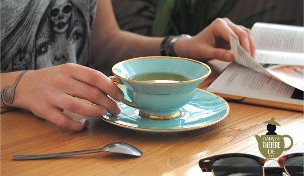 Tasse et moment de thé par Juliette Le Bret  #teatime #tealover  #tea #dilmahthe #dilmah #the #lifestyle #bonheur #felicité #calme #instantthe