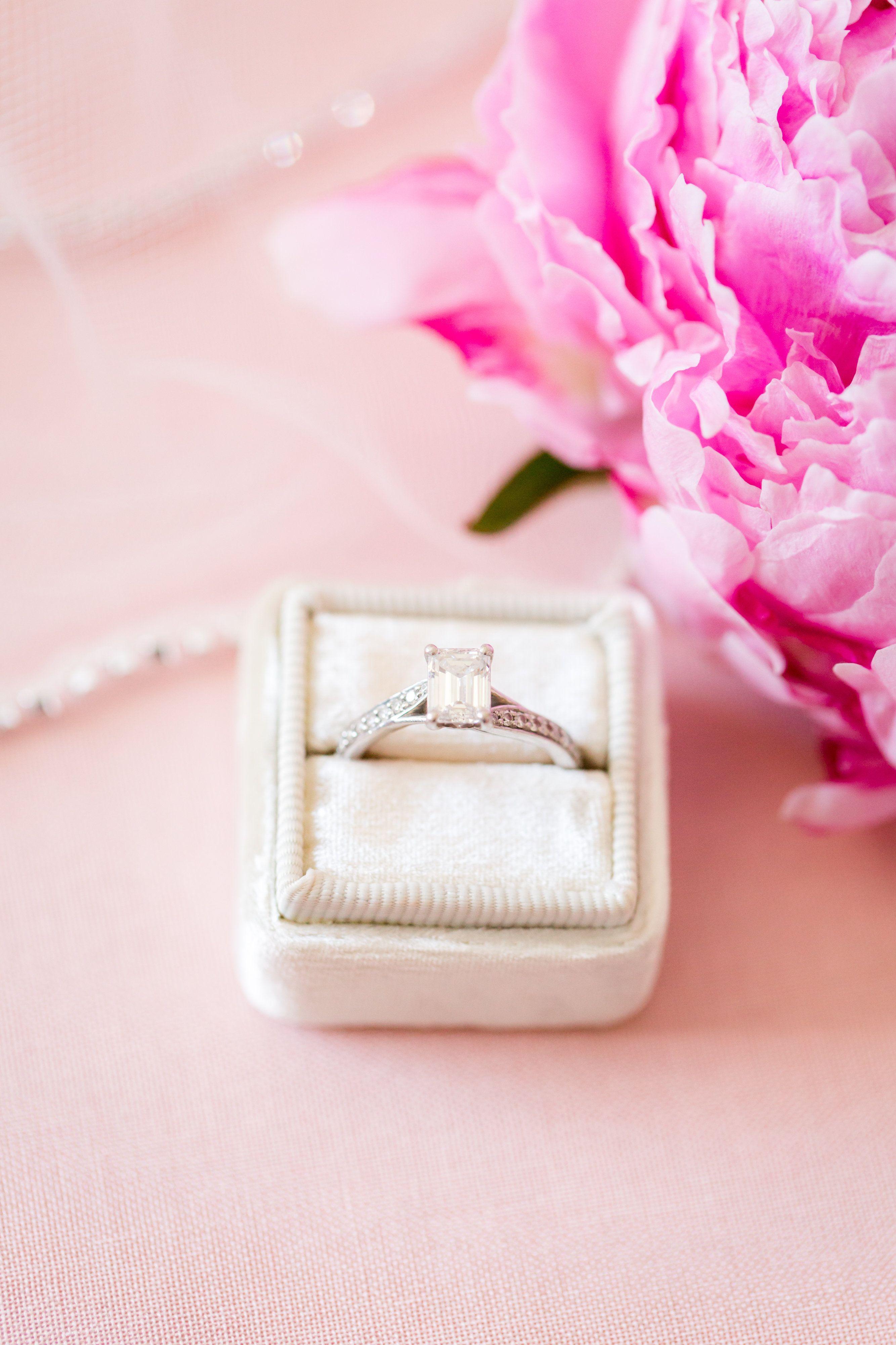 Beautiful diamond engagement ring | Classic NY Wedding | Timeless NY ...
