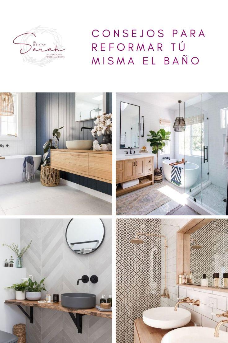 Consejos para reformar tú misma el baño (con imágenes ...