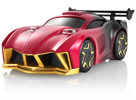 Anki OVERDRIVE Thermo Supercar is where oldschool tech