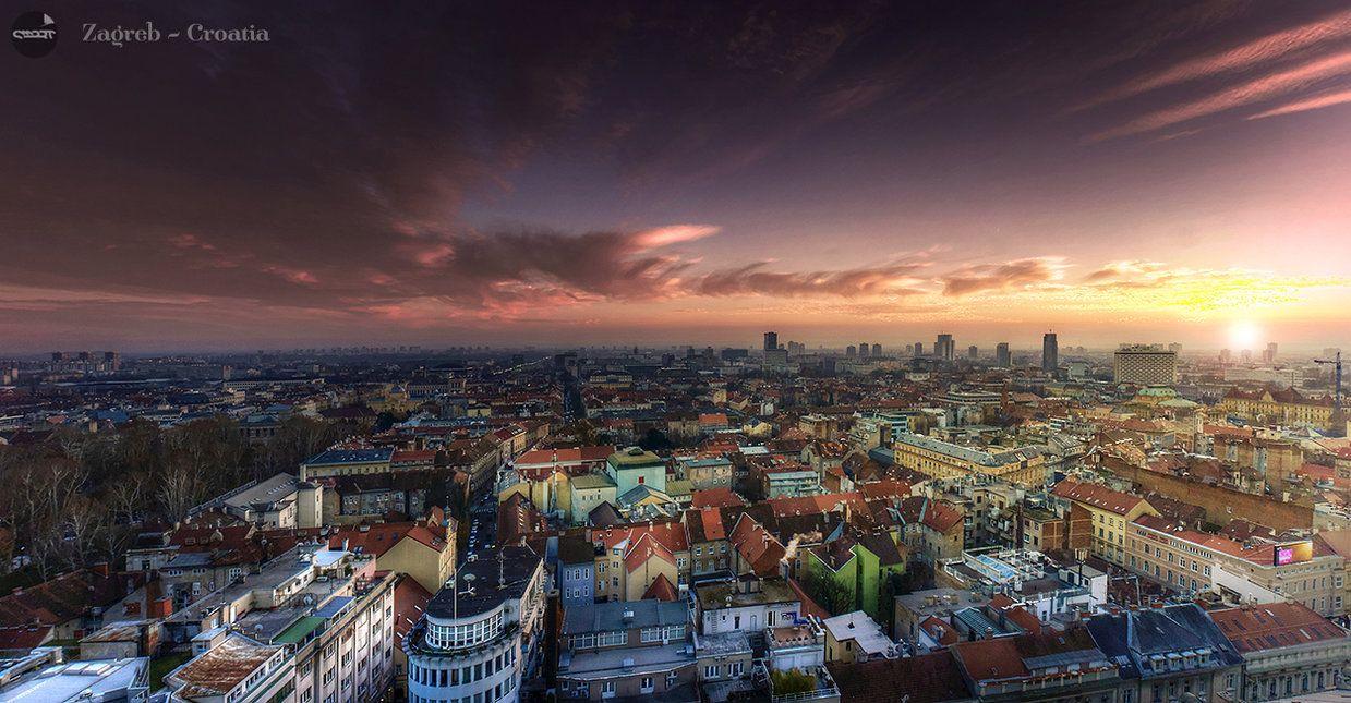 Zagreb Grad Zagreb Zagreb Croatia City Of Zagreb