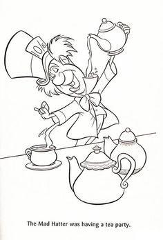 Always Tea Time Abbie Imagine Alice Wonderland Quotes Alice