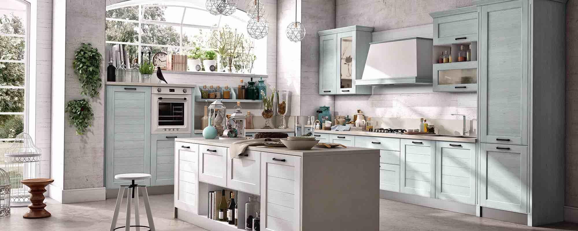 cucine moderne contemporanee stosa - modello cucina york 08 | Cucina ...