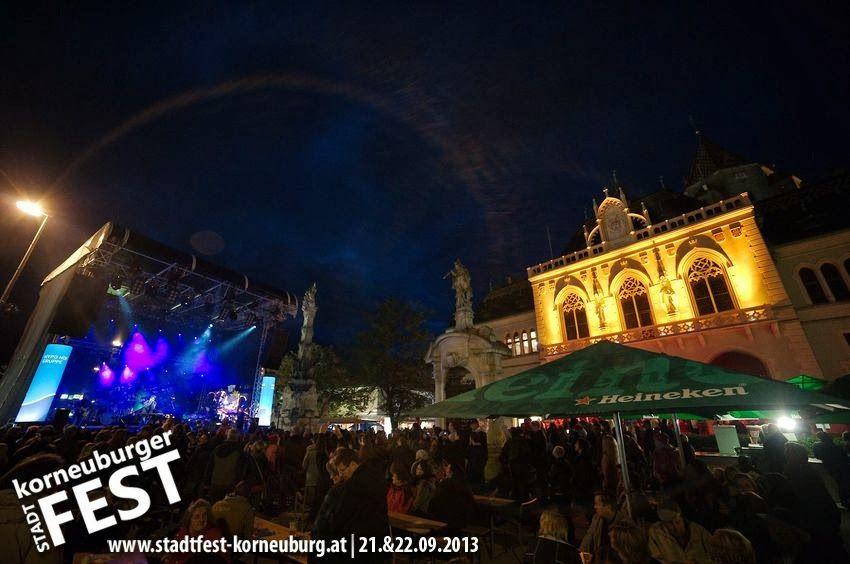 Das Highlight im Korneuburger Veranstaltungskalender - das Stadtfest Korneuburg!